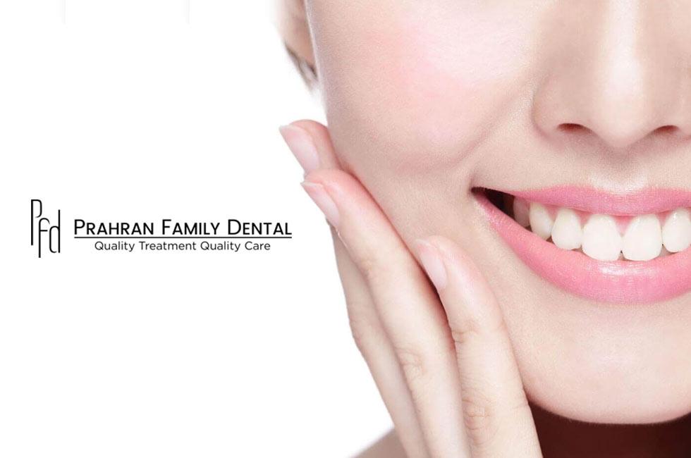 Prahran dentist